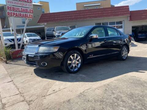 2008 Lincoln MKZ for sale at STS Automotive in Denver CO