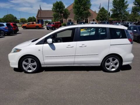 2007 Mazda MAZDA5 for sale at ROSSTEN AUTO SALES in Grand Forks ND