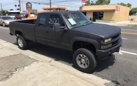 1993 Chevrolet C/K 2500 Series for sale at Auto Emporium in Wilmington CA