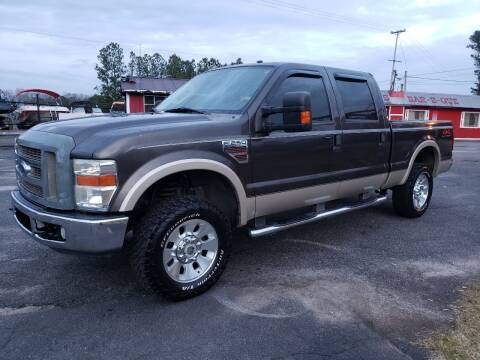 2008 Ford F-250 Super Duty for sale at GA Auto IMPORTS  LLC in Buford GA