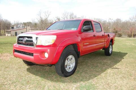 2006 Toyota Tacoma for sale at New Hope Auto Sales in New Hope PA