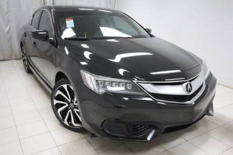 2018 Acura ILX for sale at EMG AUTO SALES in Avenel NJ