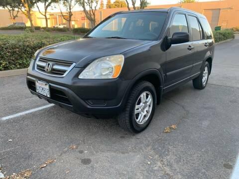 2002 Honda CR-V for sale at Eco Auto Deals in Sacramento CA