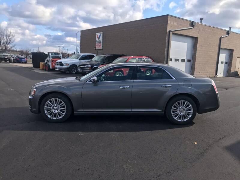 2012 Chrysler 300 for sale at Crown Motor Inc in Grand Forks ND