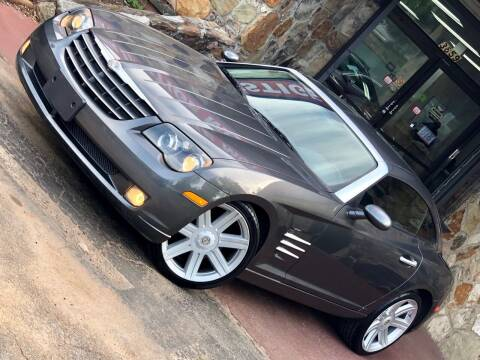 2004 Chrysler Crossfire for sale at Atlanta Prestige Motors in Decatur GA