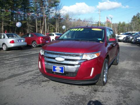 2013 Ford Edge for sale at Auto Images Auto Sales LLC in Rochester NH