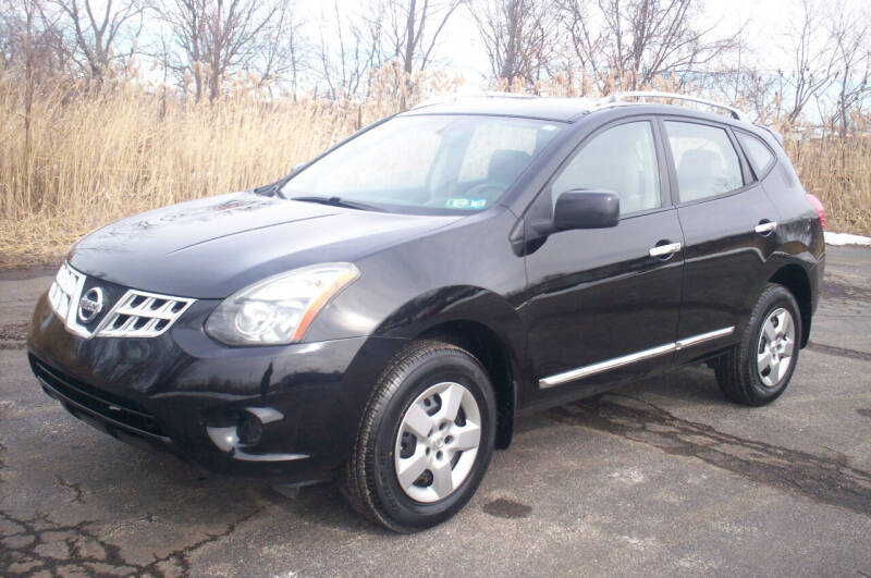 2014 Nissan Rogue Select for sale at Action Auto Wholesale - 30521 Euclid Ave. in Willowick OH