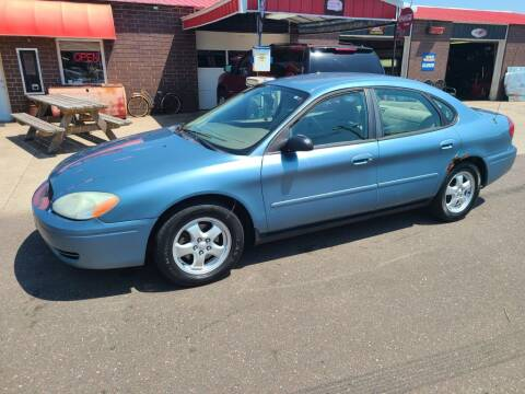 2007 Ford Taurus for sale at Rum River Auto Sales in Cambridge MN