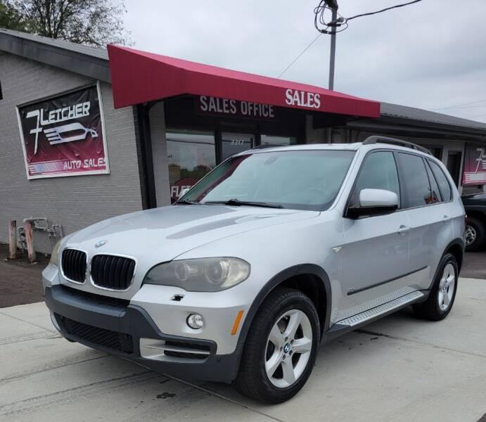 2008 BMW X5 for sale at Fletcher Auto Sales in Augusta GA
