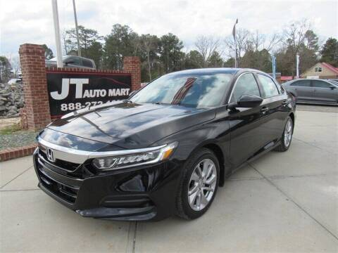 2018 Honda Accord for sale at J T Auto Group in Sanford NC