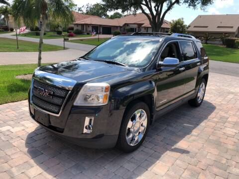 2010 GMC Terrain for sale at Bcar Inc. in Fort Myers FL