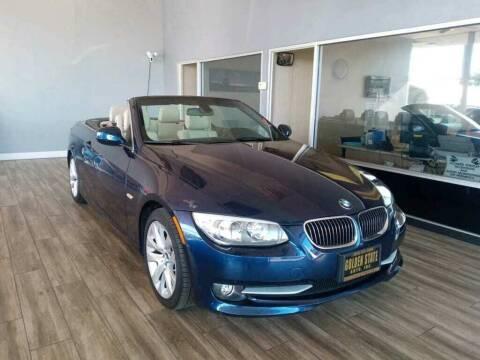 2011 BMW 3 Series for sale at Golden State Auto Inc. in Rancho Cordova CA
