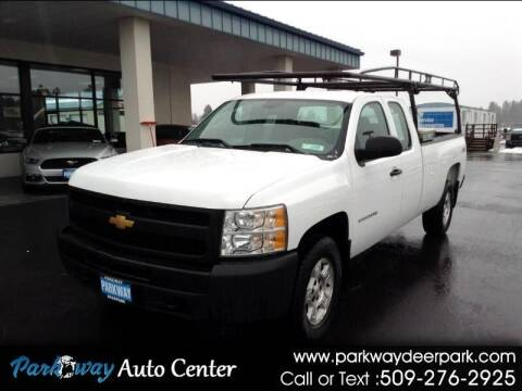 2012 Chevrolet Silverado 1500 for sale at PARKWAY AUTO CENTER AND RV in Deer Park WA