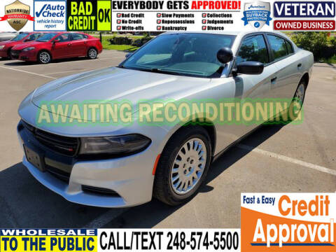2018 Dodge Charger for sale at North Oakland Motors in Waterford MI