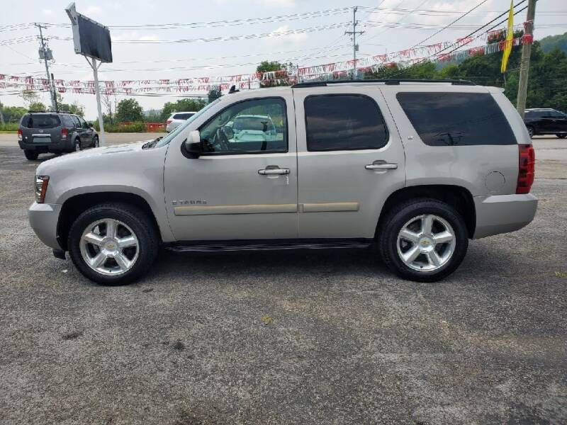 2007 Chevrolet Tahoe for sale at Knoxville Wholesale in Knoxville TN