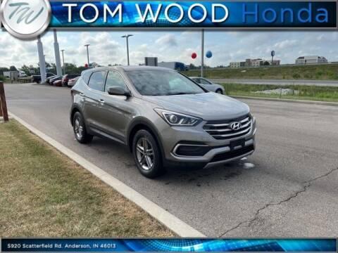 2017 Hyundai Santa Fe Sport for sale at Tom Wood Honda in Anderson IN
