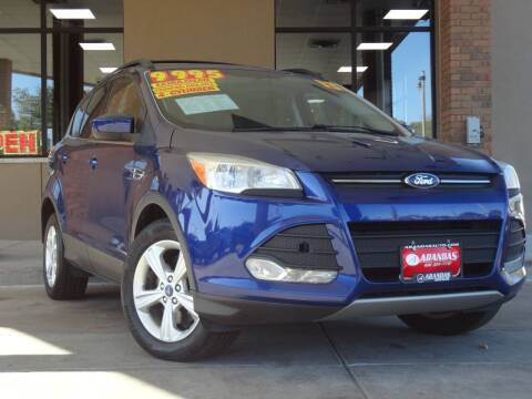 2013 Ford Escape for sale at Arandas Auto Sales in Milwaukee WI