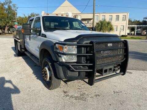 2016 Ford F-550 Super Duty for sale at Consumer Auto Credit in Tampa FL