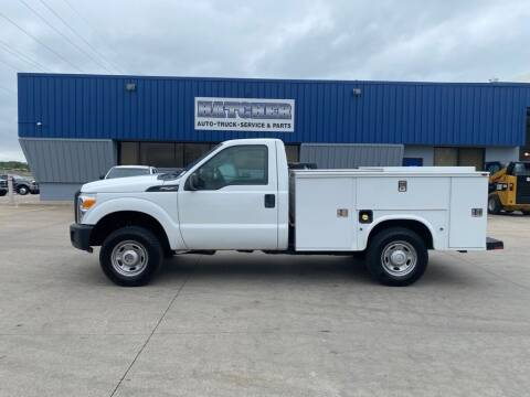 2013 Ford F-250 Super Duty for sale at HATCHER MOBILE SERVICES & SALES in Omaha NE