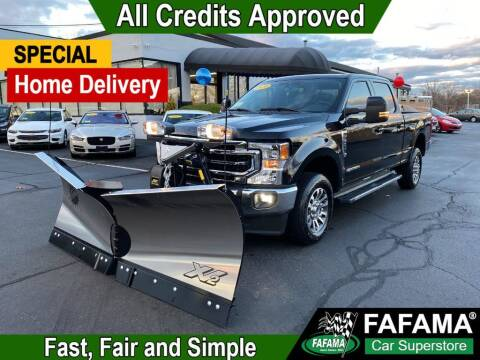 2020 Ford F-350 Super Duty for sale at FAFAMA AUTO SALES Inc in Milford MA