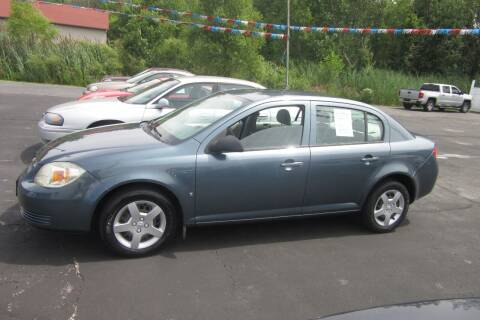 2006 Chevrolet Cobalt for sale at Burgess Motors Inc in Michigan City IN