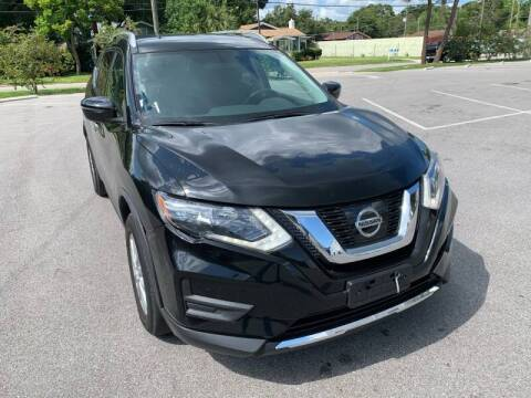 2017 Nissan Rogue for sale at LUXURY AUTO MALL in Tampa FL