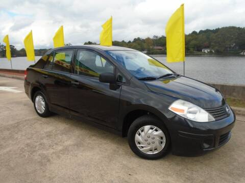 2010 Nissan Versa for sale at Lake Carroll Auto Sales in Carrollton GA
