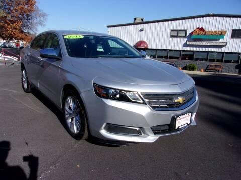 2014 Chevrolet Impala for sale at Dorman's Auto Center inc. in Pawtucket RI