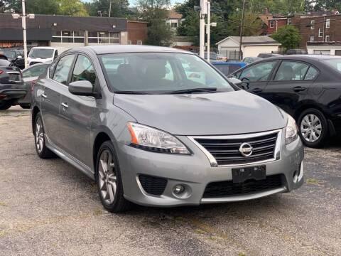 2014 Nissan Sentra for sale at IMPORT Motors in Saint Louis MO