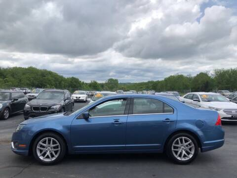 2010 Ford Fusion for sale at CARS PLUS CREDIT in Independence MO