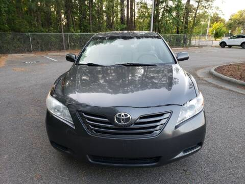 2007 Toyota Camry for sale at Alfa Auto Sales in Raleigh NC