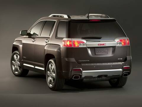 2013 GMC Terrain for sale at Mercedes-Benz of North Olmsted in North Olmsted OH