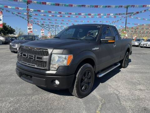 2014 Ford F-150 for sale at Los Compadres Auto Sales in Riverside CA