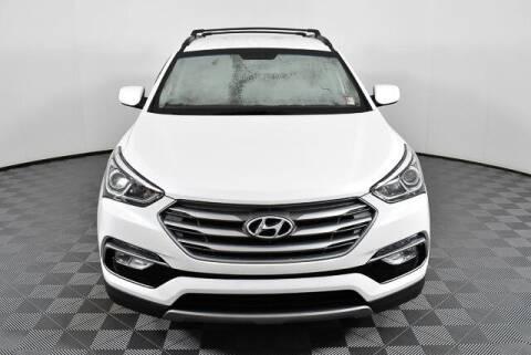 2017 Hyundai Santa Fe Sport for sale at Southern Auto Solutions - Georgia Car Finder - Southern Auto Solutions-Jim Ellis Hyundai in Marietta GA