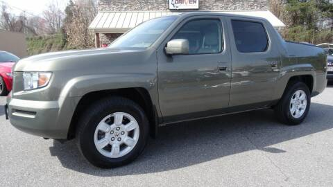 2007 Honda Ridgeline for sale at Driven Pre-Owned in Lenoir NC