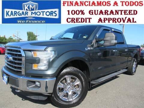 2015 Ford F-150 for sale at Kargar Motors of Manassas in Manassas VA