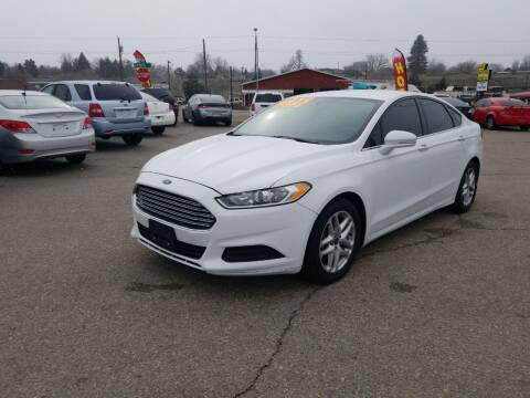 2013 Ford Fusion for sale at Boise Motor Sports in Boise ID