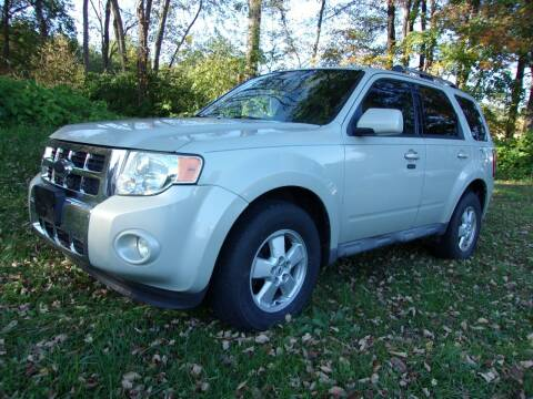 2009 Ford Escape for sale at Sussex County Auto Exchange in Wantage NJ
