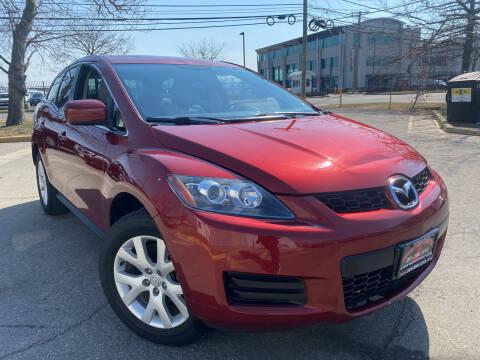 2007 Mazda CX-7 for sale at JerseyMotorsInc.com in Teterboro NJ