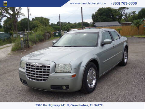 2006 Chrysler 300 for sale at M & M AUTO BROKERS INC in Okeechobee FL