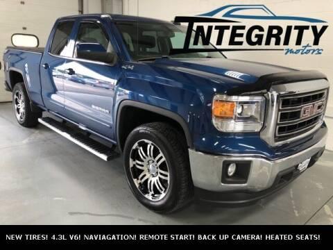 2015 GMC Sierra 1500 for sale at Integrity Motors, Inc. in Fond Du Lac WI