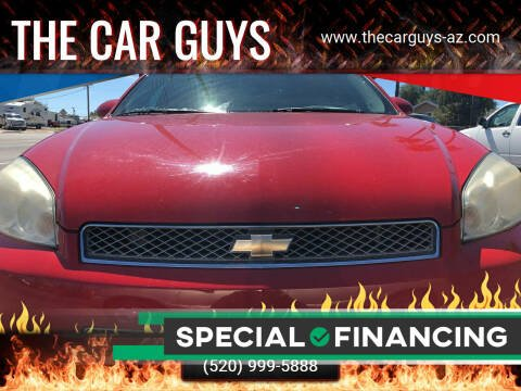 2012 Chevrolet Impala for sale at The Car Guys in Tucson AZ