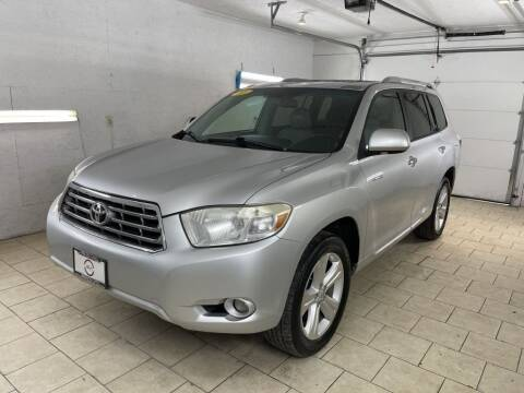 2010 Toyota Highlander for sale at 4 Friends Auto Sales LLC in Indianapolis IN