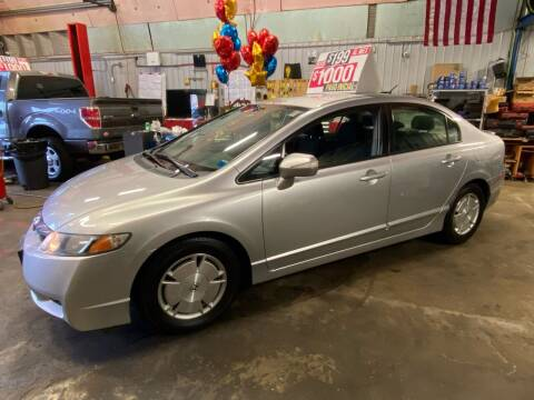 2010 Honda Civic for sale at White River Auto Sales in New Rochelle NY