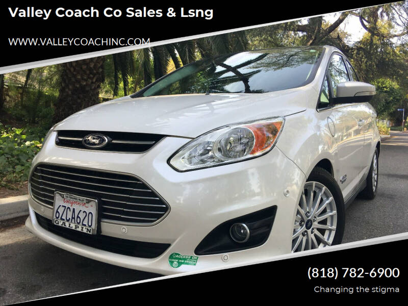 2013 Ford C-MAX Energi for sale at Valley Coach Co Sales & Lsng in Van Nuys CA