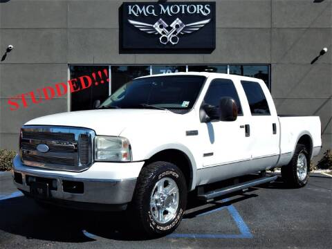 2006 Ford F-250 Super Duty for sale at KMG Motors in Slidell LA