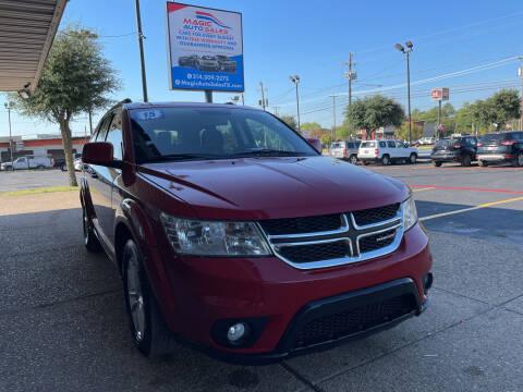 2015 Dodge Journey for sale at Magic Auto Sales in Dallas TX