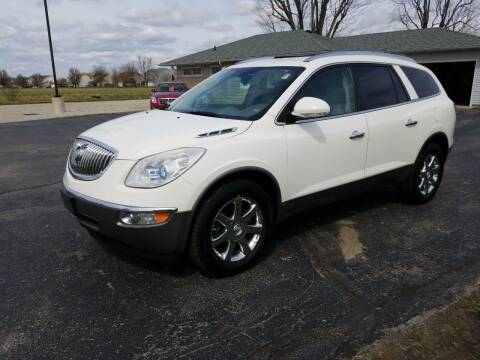 2008 Buick Enclave for sale at CALDERONE CAR & TRUCK in Whiteland IN