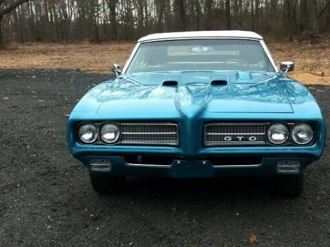 1969 Pontiac GTO for sale at Ram Auto Sales in Gettysburg PA