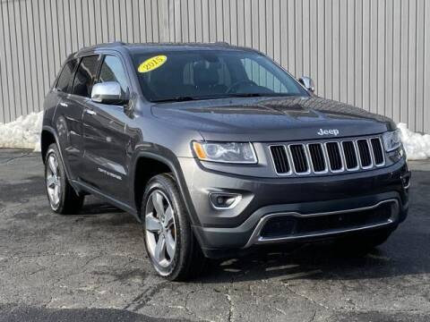 2015 Jeep Grand Cherokee for sale at Bankruptcy Auto Loans Now - powered by Semaj in Brighton MI